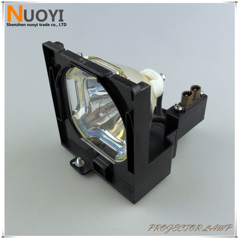 Replacement Projector Lamp with Housing  POA-LMP28   for EIKI LC-VC1 / LC-XC1 23040021 original bare lamp with housing for eiki lc xdp3500 lc xip2600 projector