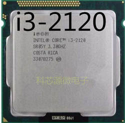 Компьютер с процессором Intel Core i3-2120 i3 2120 процессор (3 м Кэш, 3,30 ГГц) LGA1155 Настольный Процессор