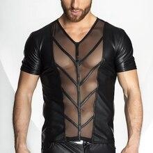 Men's Sexy Warrior Mesh T-Shirt
