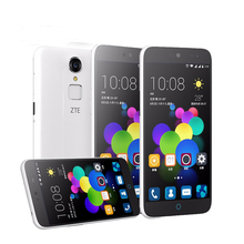 Original ZTE Blade A1 C880U 4G LTE Cell Phone 5.0 MTK6735 64Bit Quad Core 1.3GHz Android 5.1 1280×720 2GB RAM 16GB ROM 13.0MP
