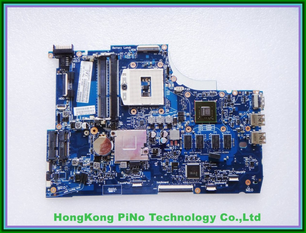 720566-501 For HP ENVY15 laptop motherboard 100% Tested 720566 001 720566 501 latop motherboard for hp envy touchsmart 15 15 j mainboard 720566 601 gt740 2gb 6050a2548101 mb a02