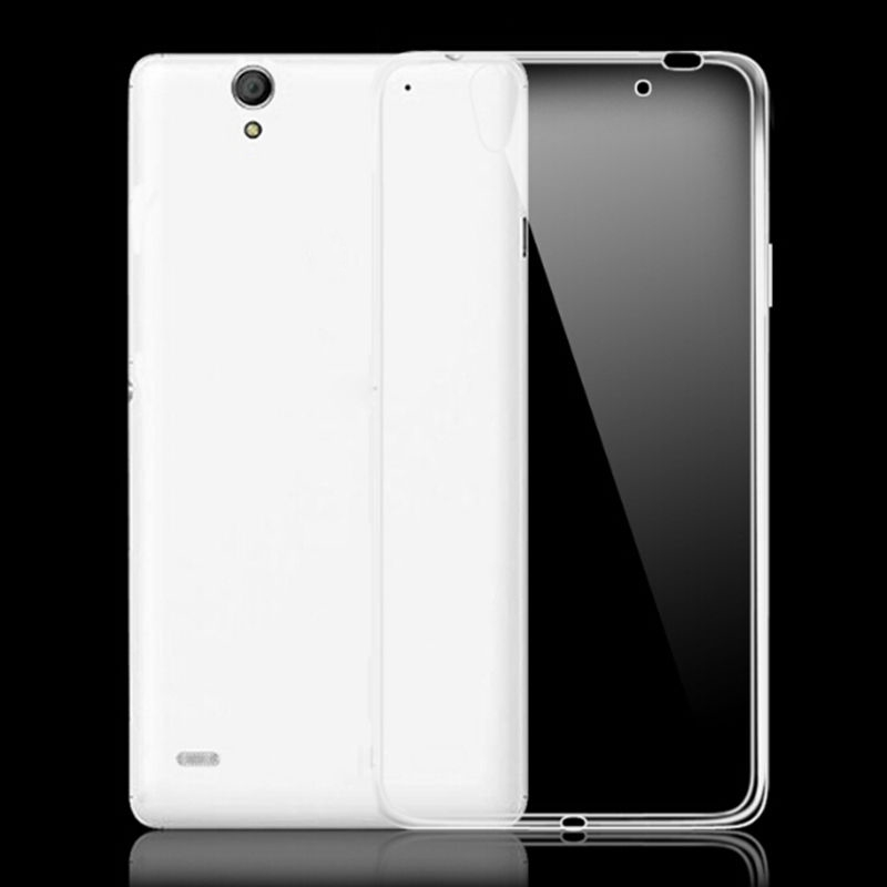 Ultra Thin Clear Transparent Soft TPU Back Phone Case Cover for Sony Xperia XZ X XA Z2 XA1 XZ1 Z5 Z3 Plus Compact Premium