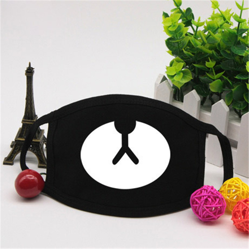 Kpop  V Masks Mouth Unisex Boys New Face Muffle Respirator Cotton