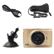 Hot SellingWIFI 2.0 inch A10 170 degree 1080P HD LCD In Car DVR Accident Car Camera Video Recorder HDMI 3.0LTPS Black/Golden
