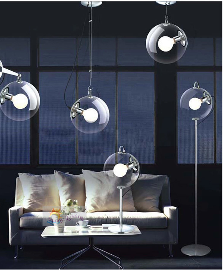 Free shipping Entrance retro glass ball ceiling lamp home indoor lighting Kitchen Ceiling light luminaria glass Bar Cafe light