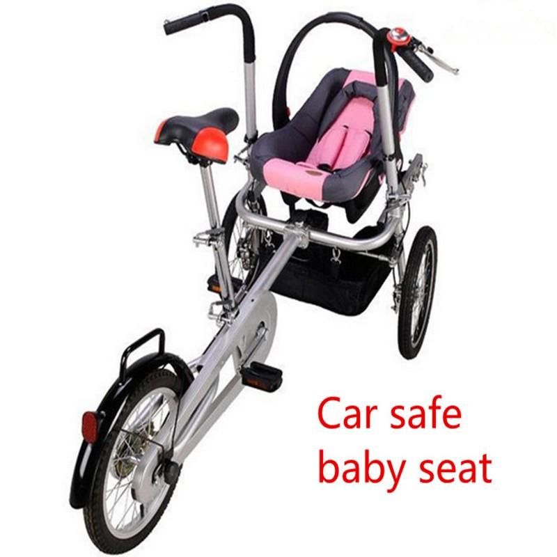 baby bike stroller 3
