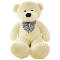 High Quality Low Price Plush Toys Large Size100cm Teddy Bear 1m Big Embrace Bear Doll Lovers