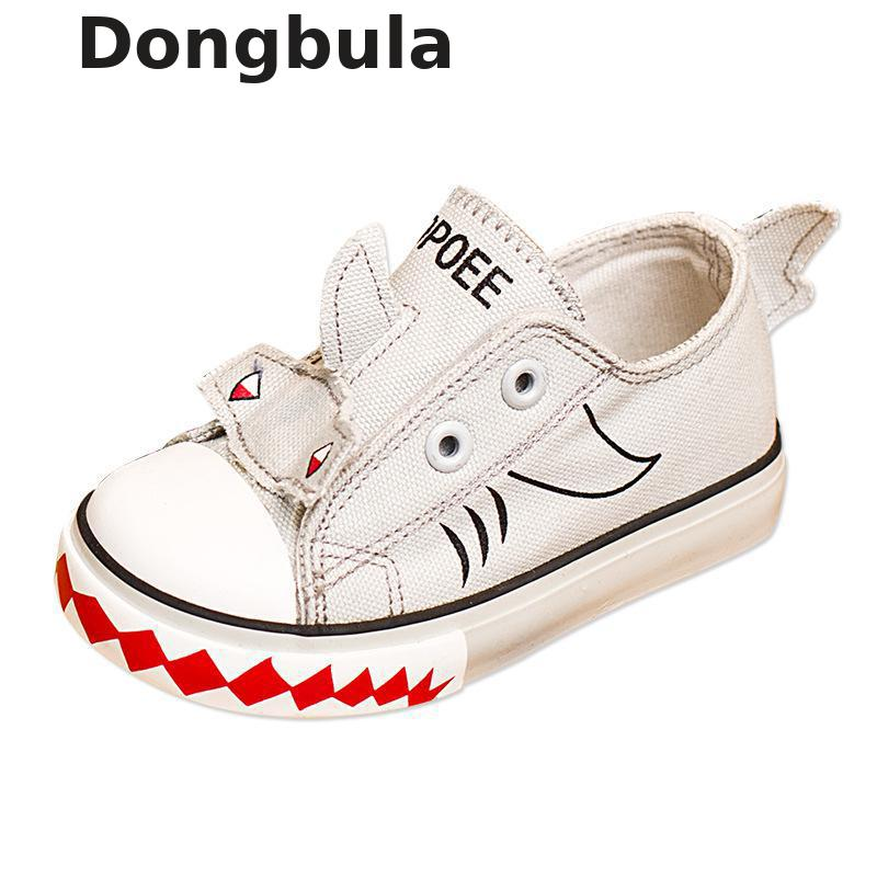 Spring Baby Shoes Children Casual Canvas Sneakers Kids Toddler Girls Boys Fashion Antislip Soft Breathable Running Mesh Shoes