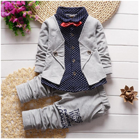 Children S Suit 2016 Autumn And Winter Boys 1 4 Years Old Casual Clothing Series Of
