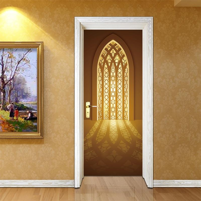 77 200cm Delicate Designthe Golden Window Under The Sun