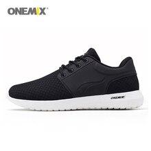 Onemix men's running shoes outdoor sport sneakers i
