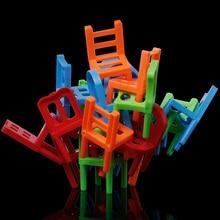 Balance Stacking Chair Game