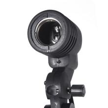 E27 держатель лампы оправа флэш поворотный кронштейн фото свет лампы Гора (Пункт #: D1140EU)
