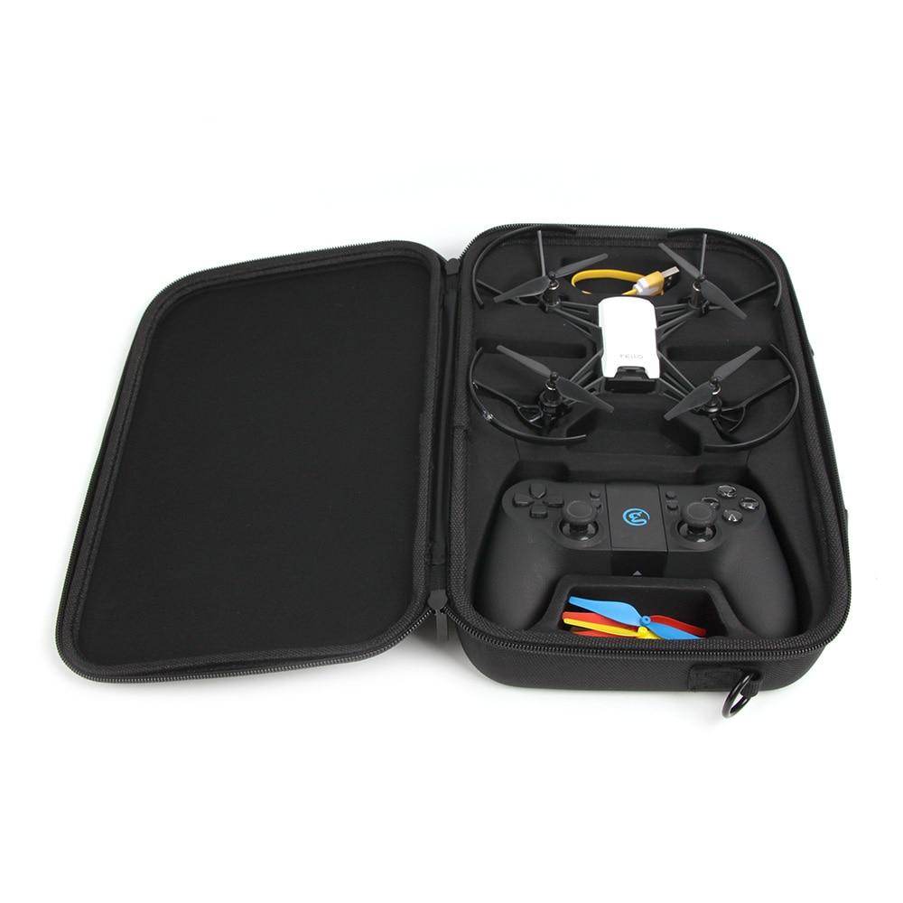 Tello Storage Shoulder Bag Protective Handbag Drone Body & Remote Controller Combo Suitcase for Tello DJI Drone and Gamesir