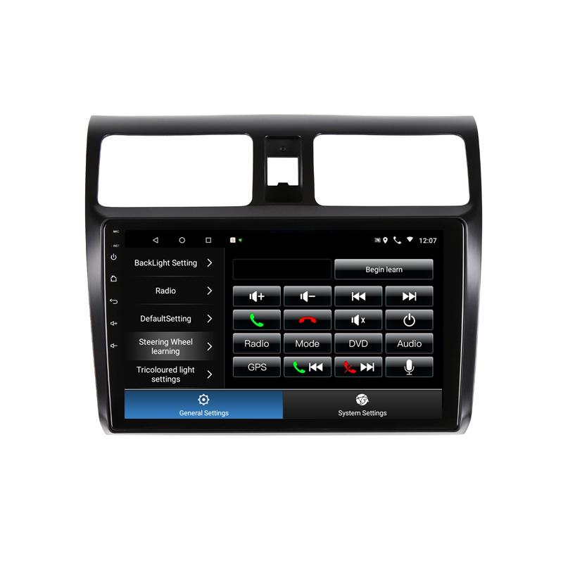 android 8.1 carro dvd multimídia player gps