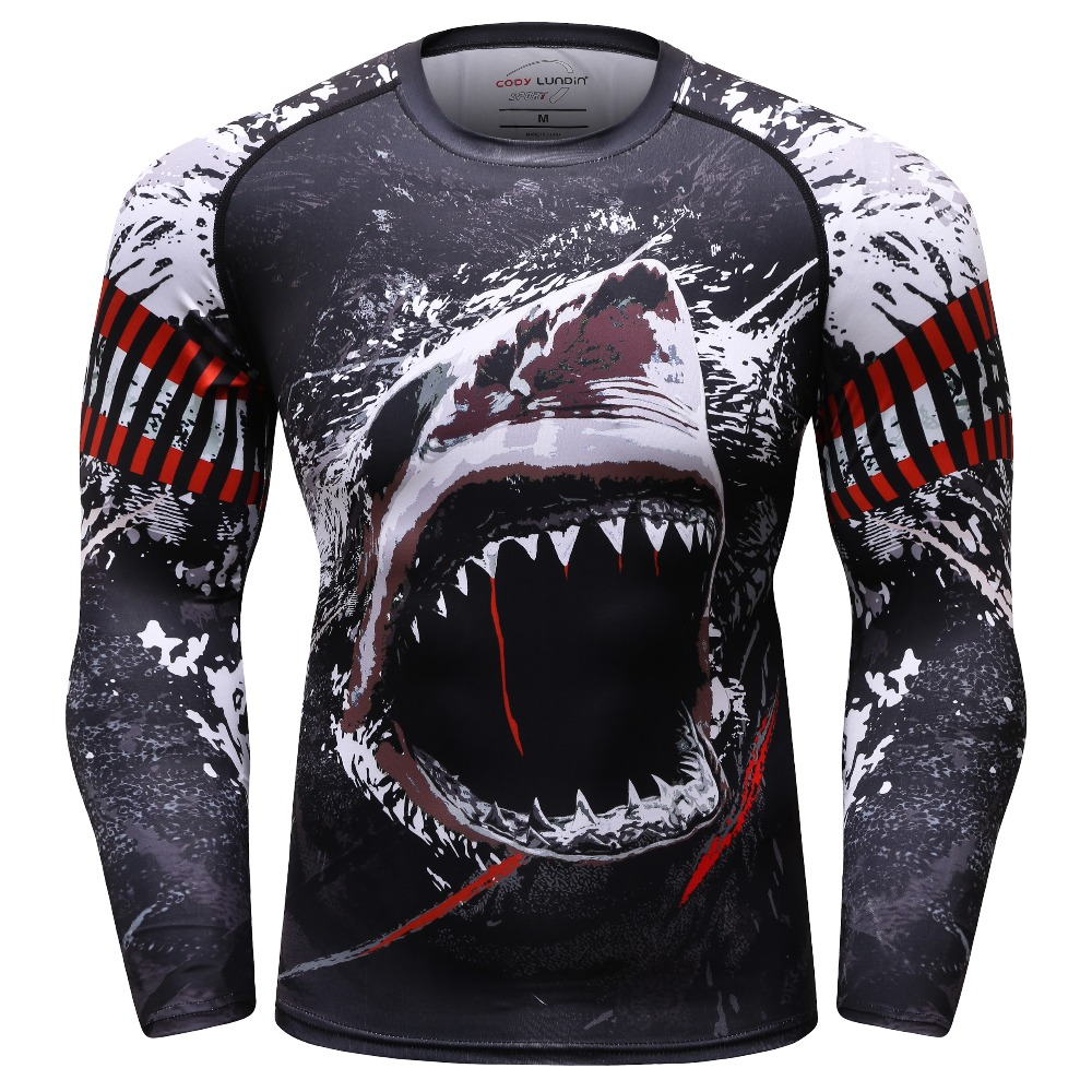 Cycling Base Layers Long Sleeves Compression Tights Bicycle Running Bodybuilding Bicycle Clothing Jersey Sports Underwear Clothe