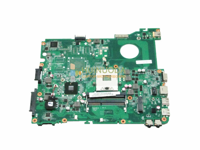 Original MBNCA06001 laptop Motherboard Main Board for ACER eMachines E732 DA0ZRCMB6C0 HM55 DDR3 motherboard for acer aspire 7339 7739 emachines e729 e729z mbrn60p001 08n1 0nx3g00 aic70 main board 100% tested good
