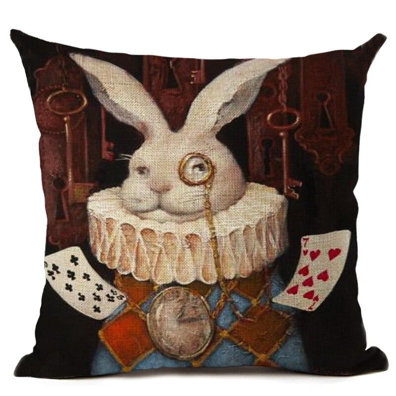 Aquarelle Throw Pillow UK 45 cm Doctor Who Van Gogh Dr Rétro Housse de coussin