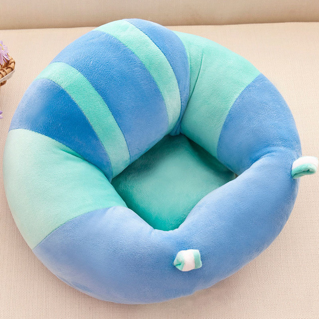 Posture Support Seat Cushion Chair Positions Baby Plush Soft Sofa Pillow Keep Sitting Infant Learning Myding