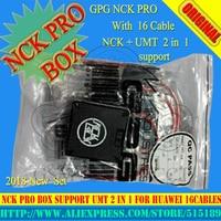 100 Original NCK Box With 16 Cables Full Activated Unlock Repair Flash