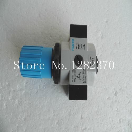 [SA] New special sales FESTO regulator LR-1/8-D-MINI-MPA spot 8002274 --2pcs/lot [sa] new original special sales festo regulator lr 1 8 do mini spot 162590 2pcs lot