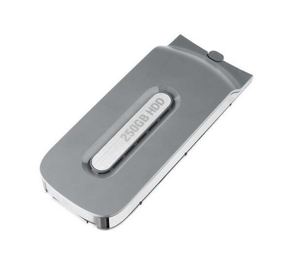OSTENT 250GB HDD disque dur externe Kit de disque pour Microsoft XBOX 360 Console jeu vidéo