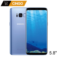 Original Samsung Galaxy S8 4GB RAM 64GB ROM 5.8 Inch Single Sim Android Octa Core 12MP 3000mAh Fingerprin S series Mobile phone