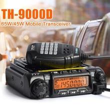 Tyt TH-9000D mobile radio VHF136-174MHz ou UHF400-490MHz walkie talkie, 60w/45w th9000d, versão mais recente