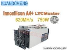 Майнер Litecoin Innosilicon A4 + LTC Master 620Mh / s 750 Вт, б/у, с оригинальным блоком питания лучше, чем antminer L3 + + для LTC