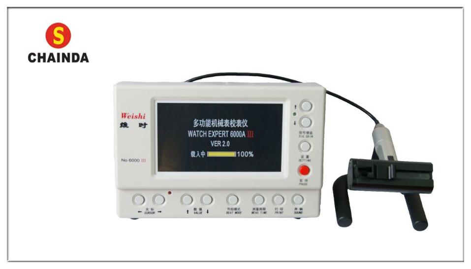 df8996307ab Hot Vender Assista Cronometrando Máquina Multifunction Timegrapher ...