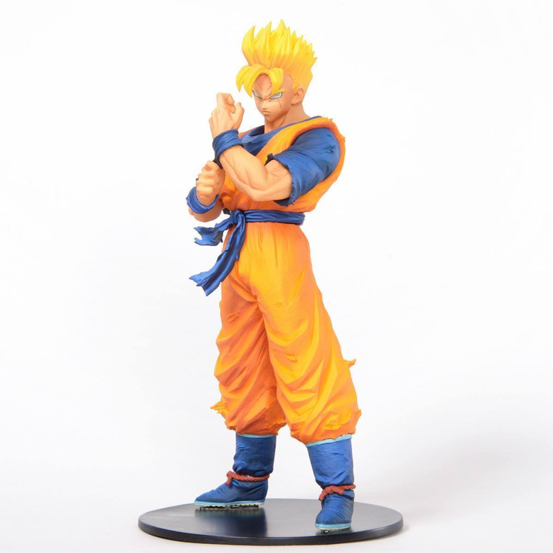 Dragonball Z Son Gohan ( Future) Action Figure Resolution of Soldiers vol.6 Japan Anime Collectible Mascot Toys 100% Original future 2 cl cd 6