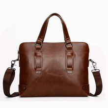 Luxury Brand Mens Bag Leather Handbags Briefcase Male Messenger Men Classic CrossBody For Shoulder