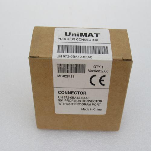 New plug UN972-0BA12-0XA0 switchNew plug UN972-0BA12-0XA0 switch