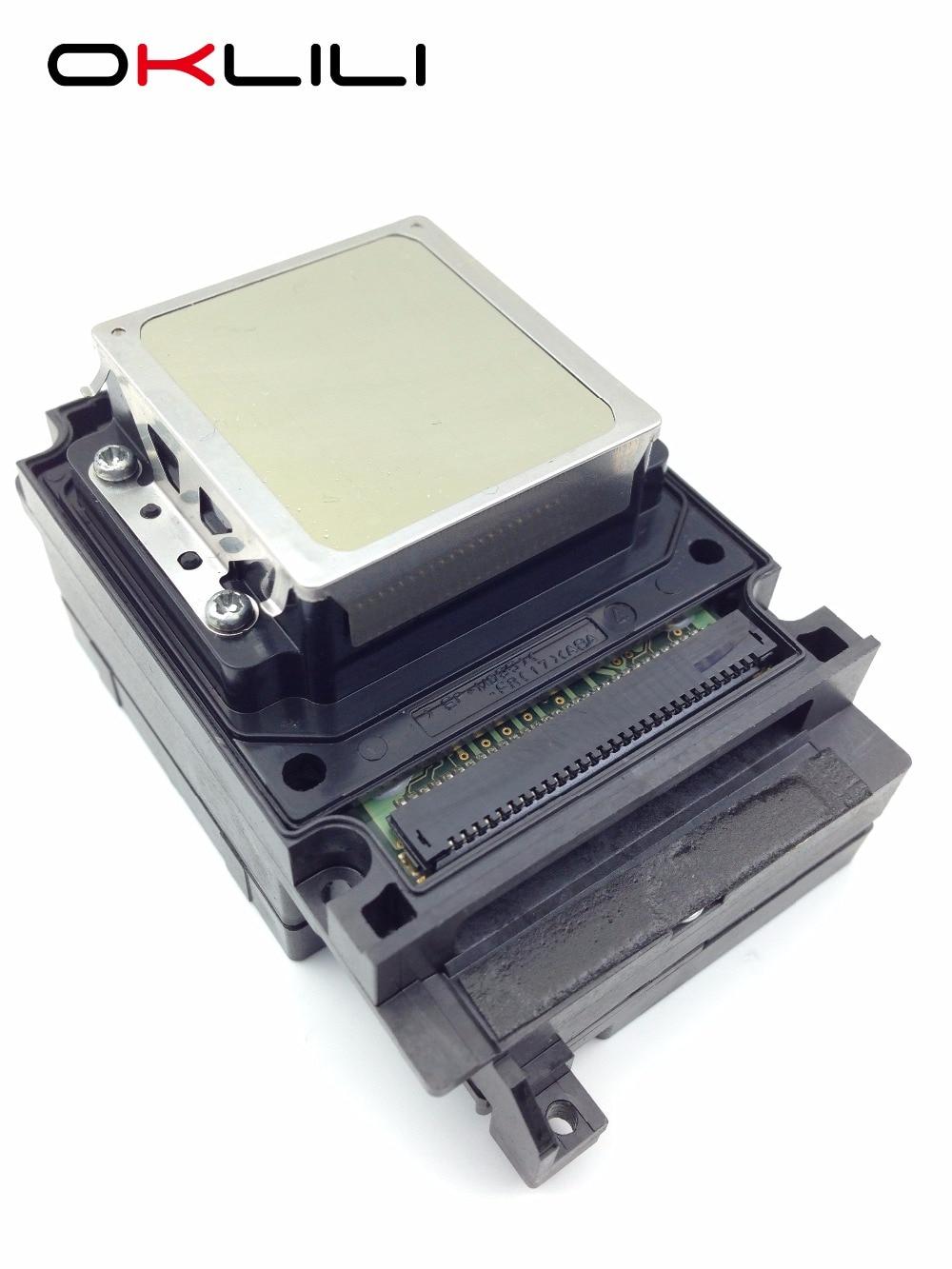 F192040 Printhead Print Head for Epson Artisan 710 730 810 730 PX800FW TX800FW PX810FW PX700W TX700W PX710W TX710W PX720WD