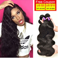 Stema Hair Brazilian Body Wave 4 Bundles Rosa Hair Products Brazilian Body Wave Grace Hair Extensions Brazilian Hair Weave Bang