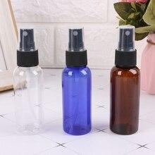 20 мл/50 мл многоразовый пресс-насос спрей бутылка контейнер для жидкости духи распылитель путешествия бытовой бутылки