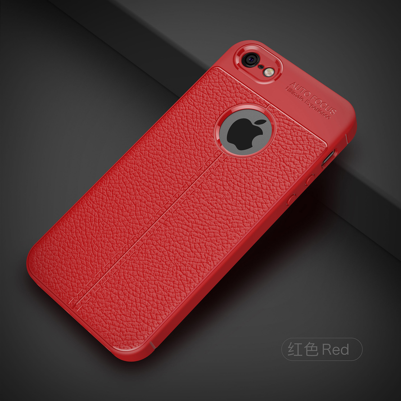 Shockproof Luxury Leather Soft iPhone Case 11