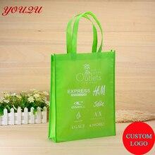 Подарочная сумка с логотипом на заказ с собственной печатью BRNAD 30*40*10 см