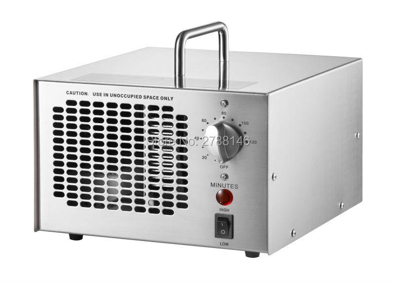 HIHAP 7G ozongenerator luchtreiniger met ozonaanpassing van 3.5g-7.0g ozonoutput