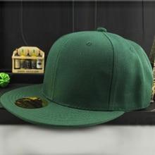 17 Colors Adjustable Men Women Baseball Cap Solid Hip Hop Sn