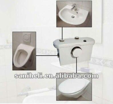 220V-240V 50HZ  AC High flow Toilet Macerator Pump/Sewage Water Pump/Toilet Pump