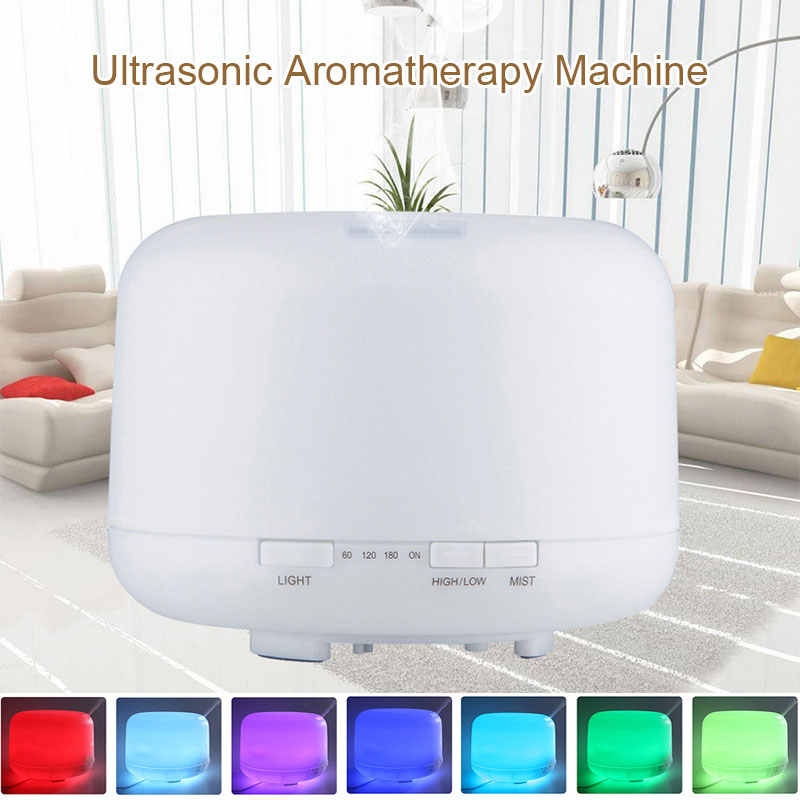 Fine Eas 500Ml Ultrasonic Air Aroma Humidifier Essentiel Oil Alphanode Cool Chair Designs And Ideas Alphanodeonline