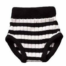 Baby Boys T Shirt Toddler Girls Tops For Summer Letters Pattern Kids Children Cottons Striped Knitted Bloomers Hot Brand