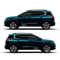 World Datong car styling sport car sticker For Citroen C5 AIRCROSS Mark Levinson car Both side body sport auto stickers