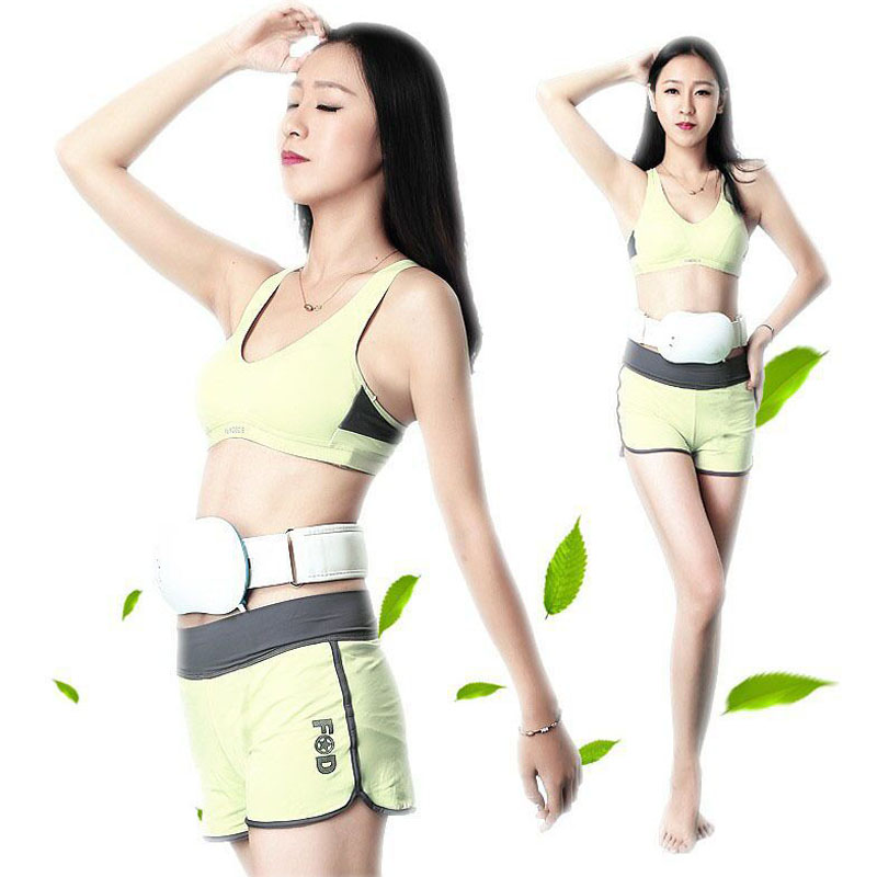 Electric Vibrating Slimming Belt  Body Shaper Fat Burning Massage Belt Weight Loss Losing Effective Mini Beauty made in china vibrating weight loss machine belly fat reducing belt body shaper waist tummy slimming oval swinging movements