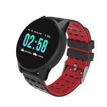 Smart watch Bracelet Blood Pressure Measurement Watch Heart Rate Monitor Waterproof IP67 Band Fitness Tracker