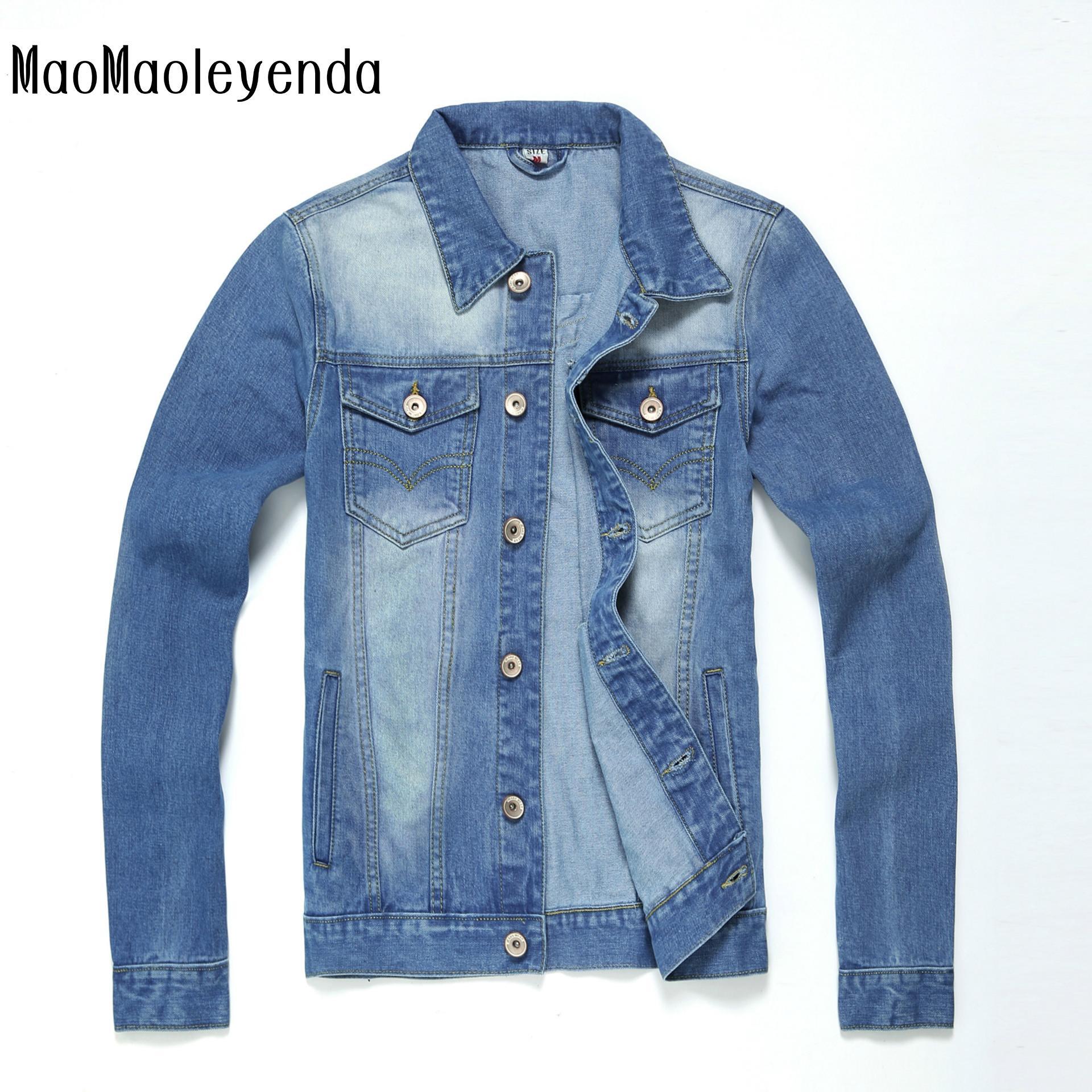 fancy ripped denim jacket outfit men 9