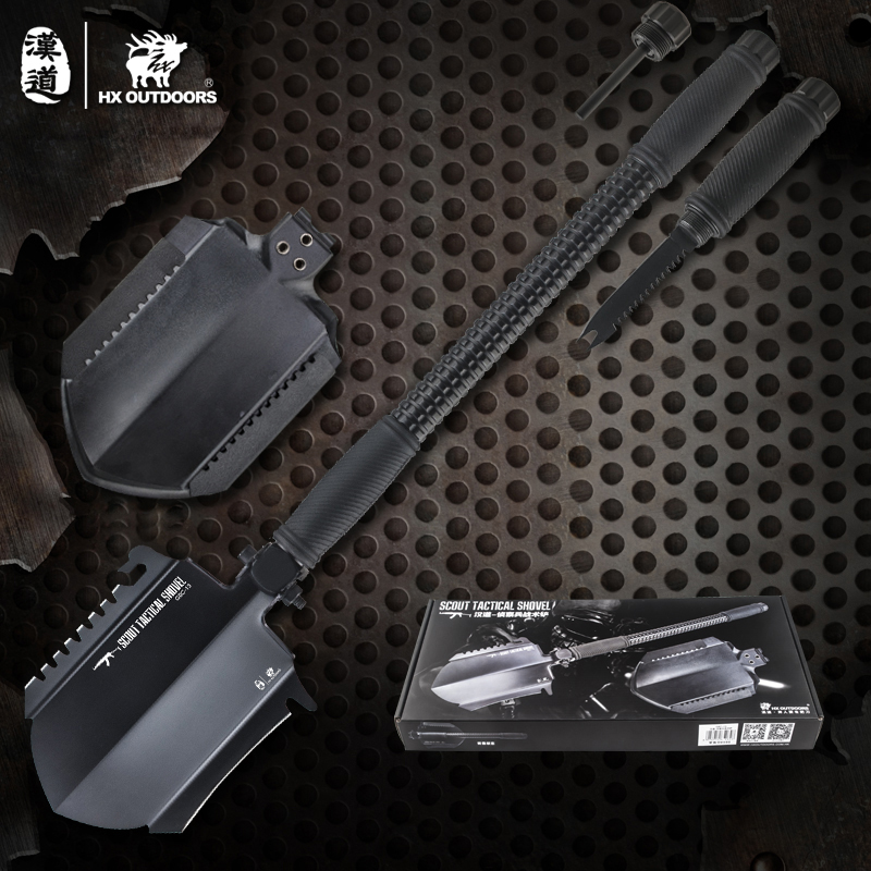 Shovel CAMP Self-defense Tool Folding Shovel Survival Spade Multifunction axe SHVOEL Garden pick from maynkrafta кровать надувная двуспальная intex prime comfort со встроенным насосом 220в 64446