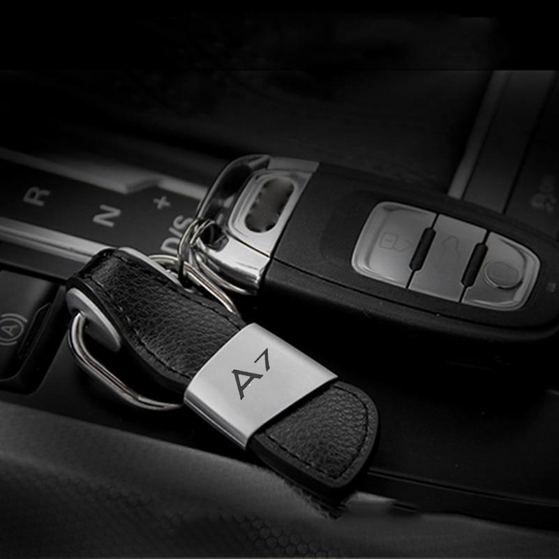 Audi A7 keyring CAR
