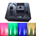1500 واط DMX آلة الضباب 24x3 واط LED RGB Pyro العمودي آلة لصنع الدخان مبيد المهنية للمرحلة نادي حفلات هالوين المعدات